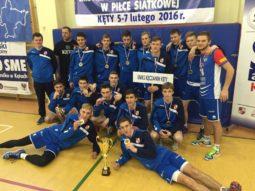 Finał Mistrzostw Małopolski Juniorów 2015/2016